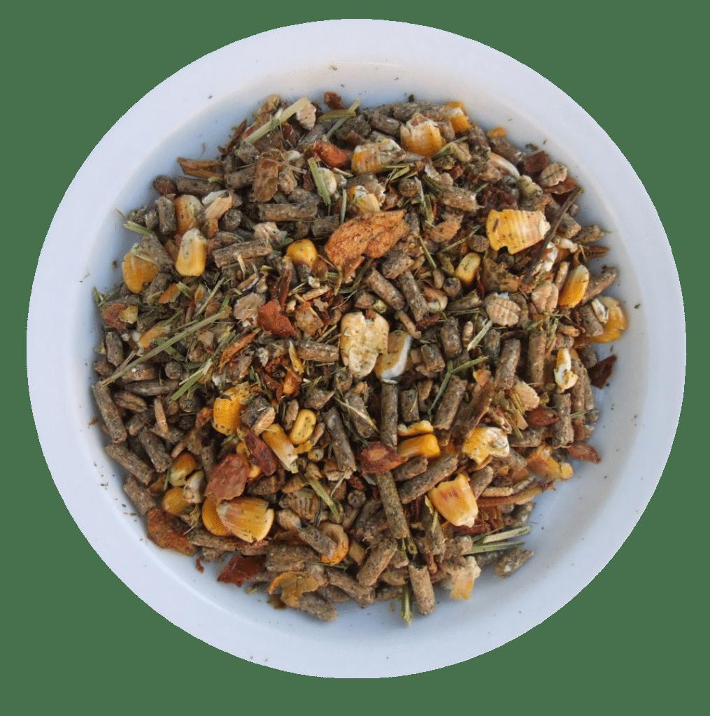 Premium Wildmüsli mit hohem Strukturfutteranteil
